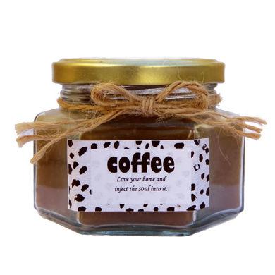 شمع خوشبو کننده محیط با رایحه قهوه