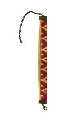 تصویر از دستبند و پابند گلیم
