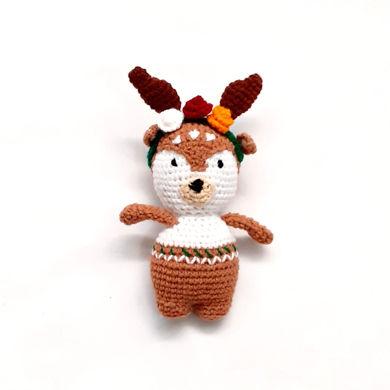 تصویر از عروسک بافتنی کوچک