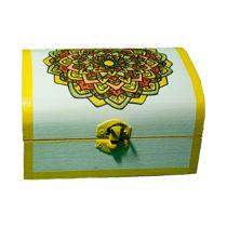 تصویر از صندوقچه چوبی