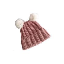 تصویر از کلاه بچه گانه پوم پوم