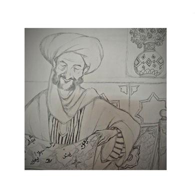تصویر از طراحی شخصیت های تاریخی