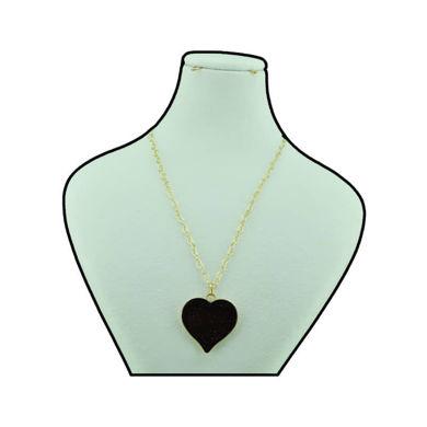تصویر از گردنبند قلب اکلیلی A-15