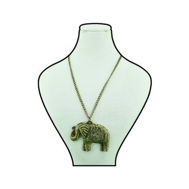 تصویر از گردنبند فیل کد A-34