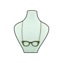 تصویر از گردنبند عینکی کد A-38