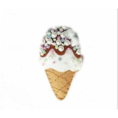 تصویر از جاسویچی طرح بستنی قیفی