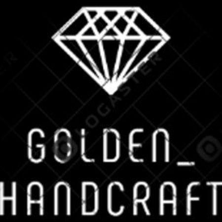 تصویر برای فروشنده دست سازه های طلایی