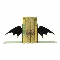 تصویر از نگه دارنده کتاب طرح bats wing