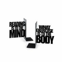 تصویر از نگه دارنده کتاب طرح reading