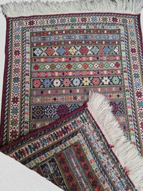 تصویر از رومیزی سنتی  دستباف سیرجان