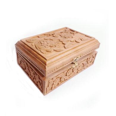 تصویر از جعبه جواهر منبت شده